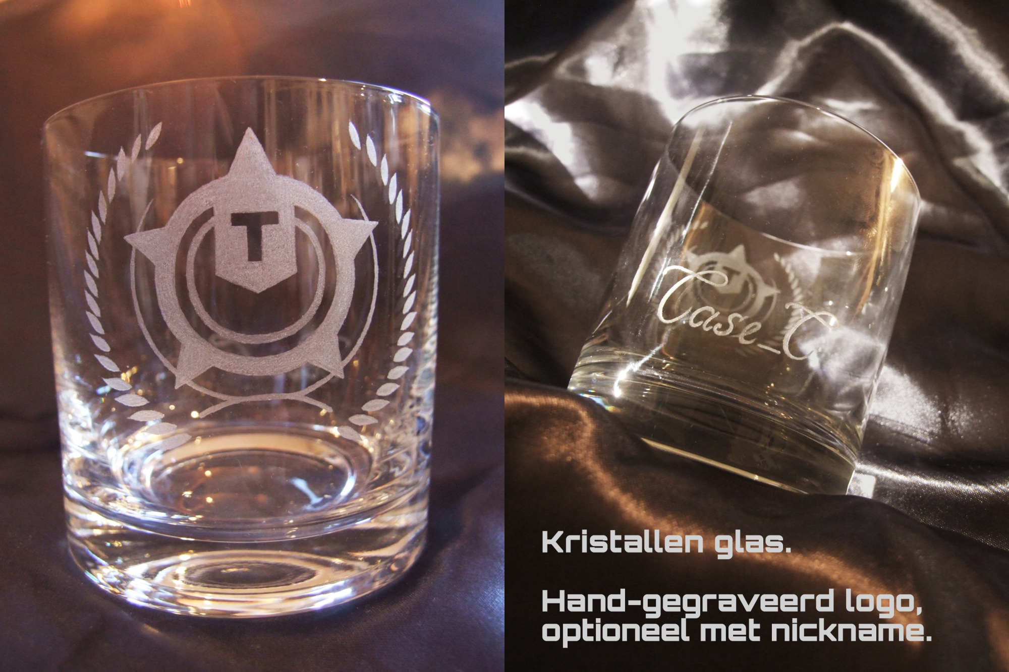 Kristal-glas